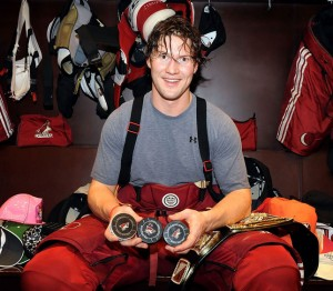Photo by Norm Hall, from Phoenix Coyotes web site