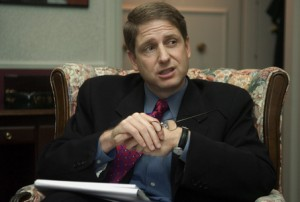 Michael Reinsdorf (JOHN C. WHITEHEAD/The Patriot-News)