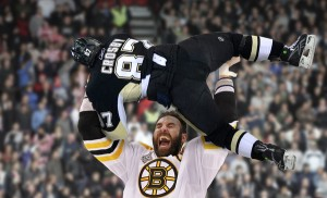 Chara and Crosby (paulsalvucci.com)