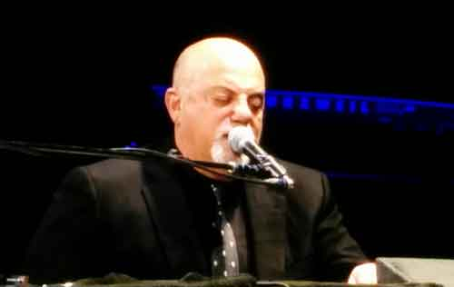 Billy Joel in HD